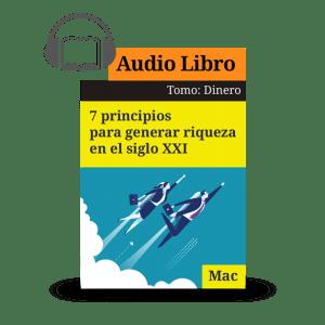 Audio Libro 7 principios para generar riqueza en el siglo XXI